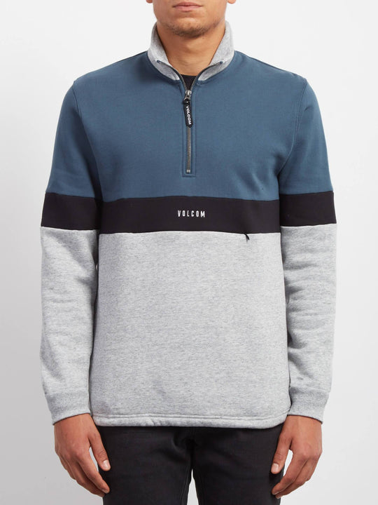 Sweat Rixon Mock - Stone