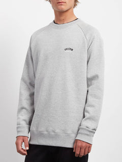 Sweat Inthology Crew - Heather Grey