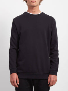 Sweat A.P. Crew - Black