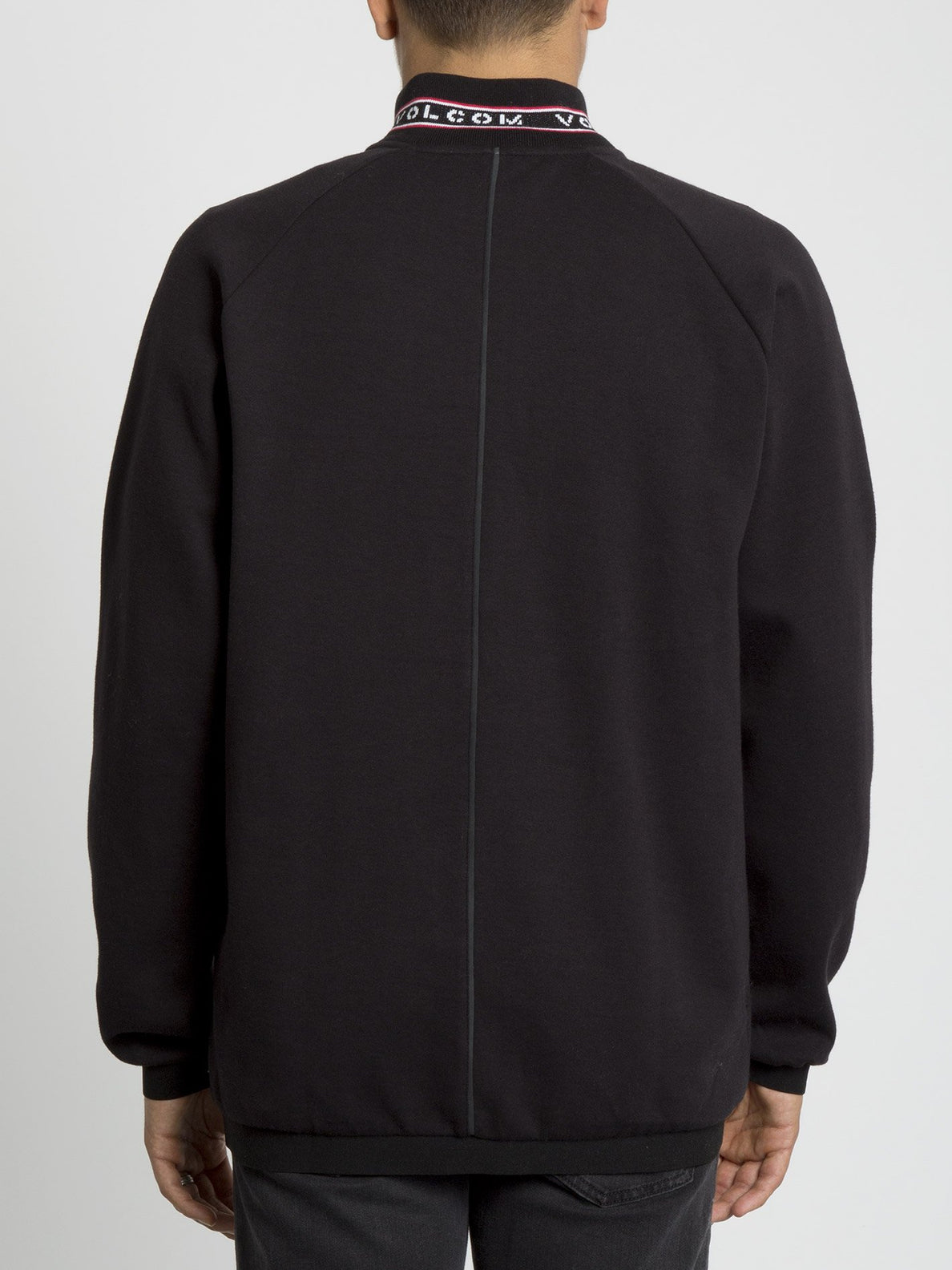 Rixon Tech Sweater - Black (A4631908_BLK) [B]