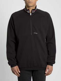 Rixon Tech Sweater - Black (A4631908_BLK) [F]