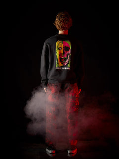Sweat Scaromatic - BLACK