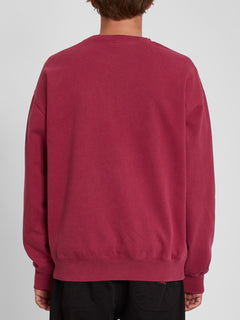 Black Sounds Sweatshirt - RASPBERRY RADIANCE (A4642003_RSR) [B]
