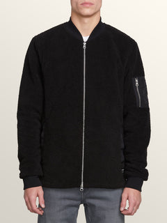 Sweat Field Polar  - Black