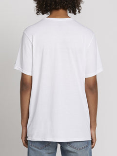 SOLID POCKET S/S TEE (A5031808_WHT) [B]