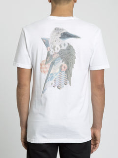 Giveback T-shirt - White (A5231953_WHT) [B]