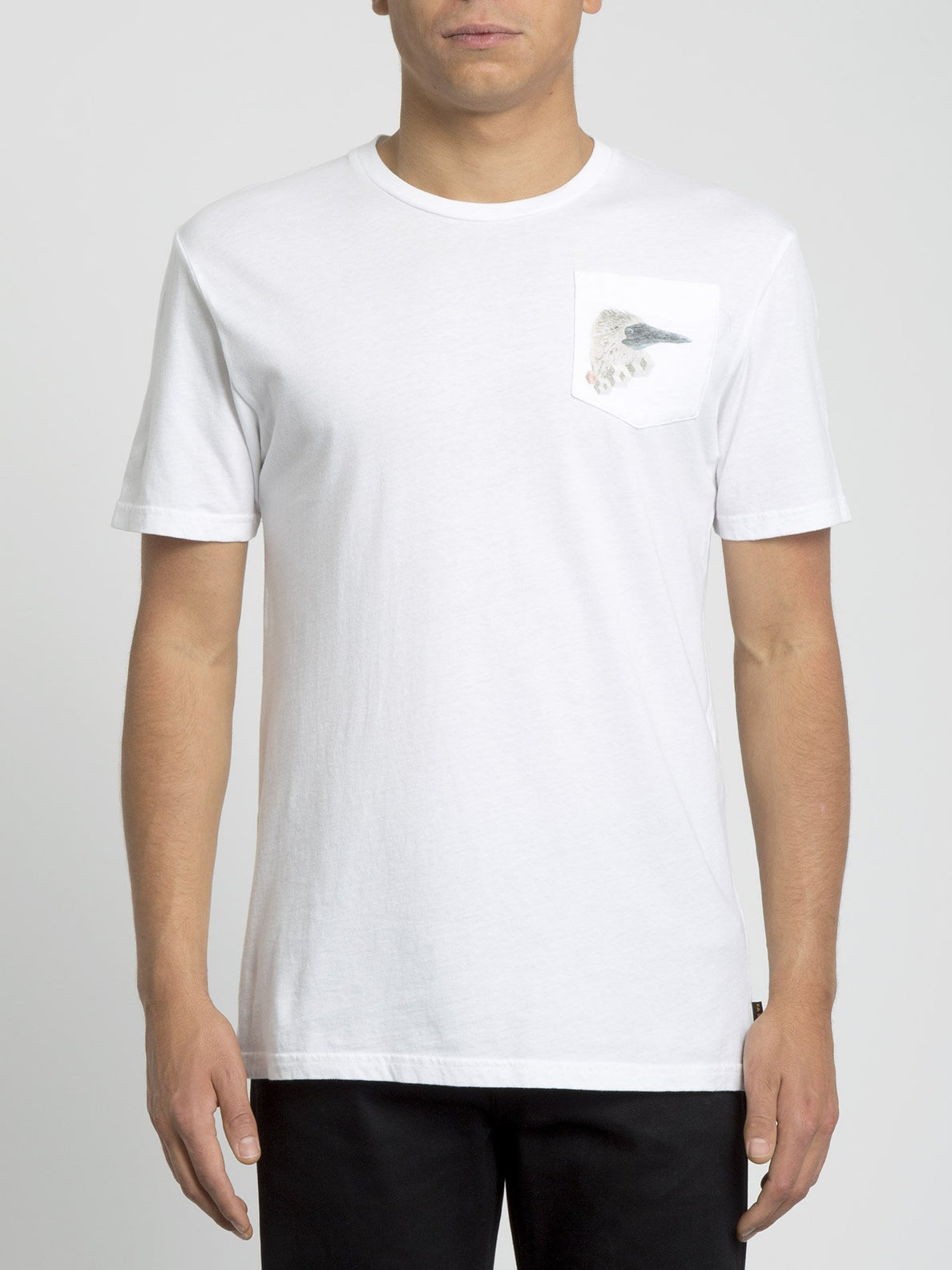 Giveback T-shirt - White (A5231953_WHT) [F]
