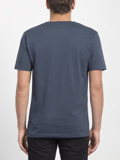 T-shirt Stamp Divide - Indigo