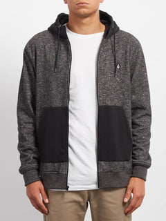 Sweat Factual Lined - Black