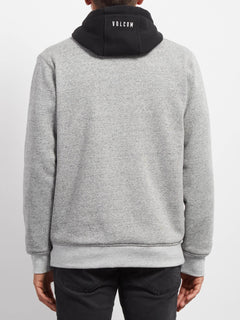 Sweat Factual Lined - Heather Grey