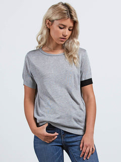 T-shirt Simply Stone  - Heather Grey