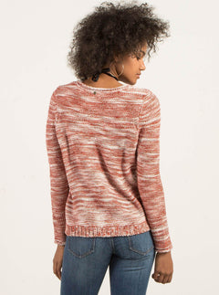 Pull-Over Tiptippy - Rust