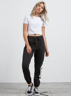 Pantalon Vol Stone   - Black