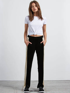 PULL IT 2GETHER PANT BLACK