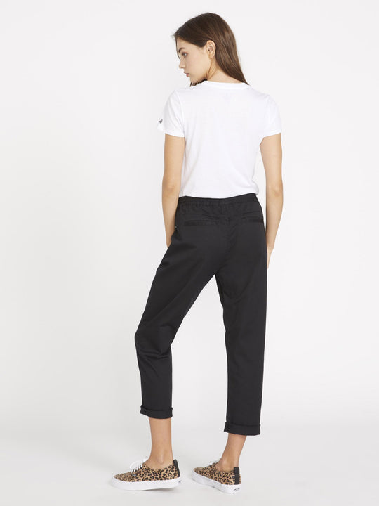 Pantalon Frochick Travel  - Black