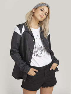 Veste Coah Up - Black