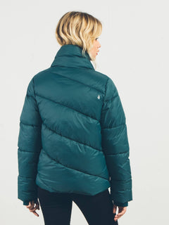 Veste Full Of It - Midnight Green