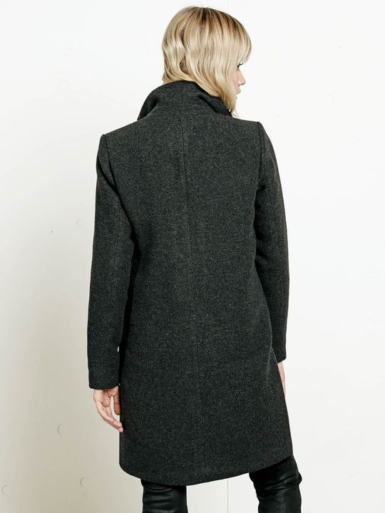 Manteau Smart Farce - Black