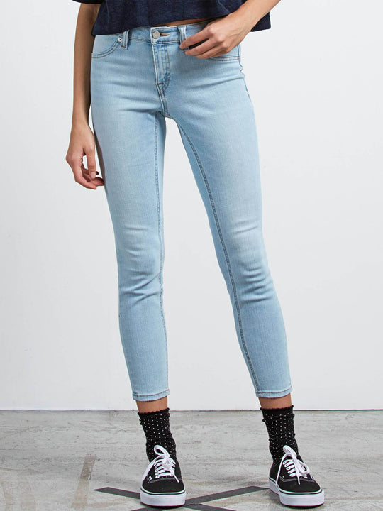 Jean Liberator Legging - Sure Shot Light Wash