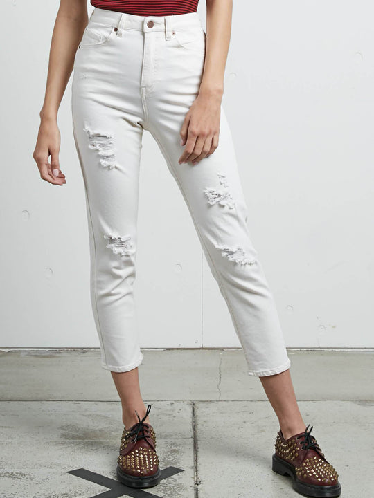 Jean Vol Stone Jean - Egg White