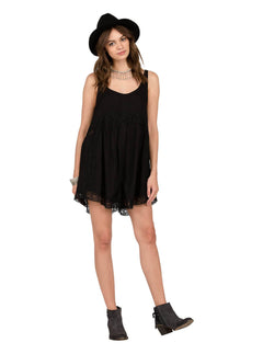 In My Lane Romper - Black