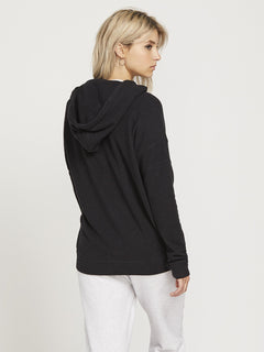 Sweat Lil Zip - Black
