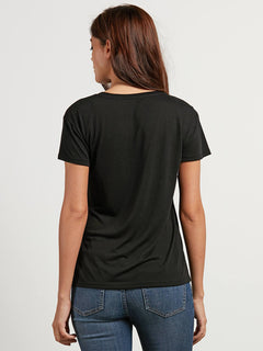 T-shirt Easy Babe Rad 2  - Black