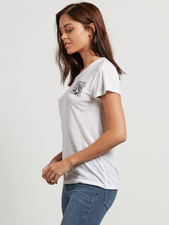 T-shirt Easy Babe Rad 2  - White