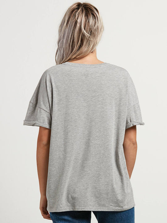 T-shirt Stone Splif  - Heather Grey