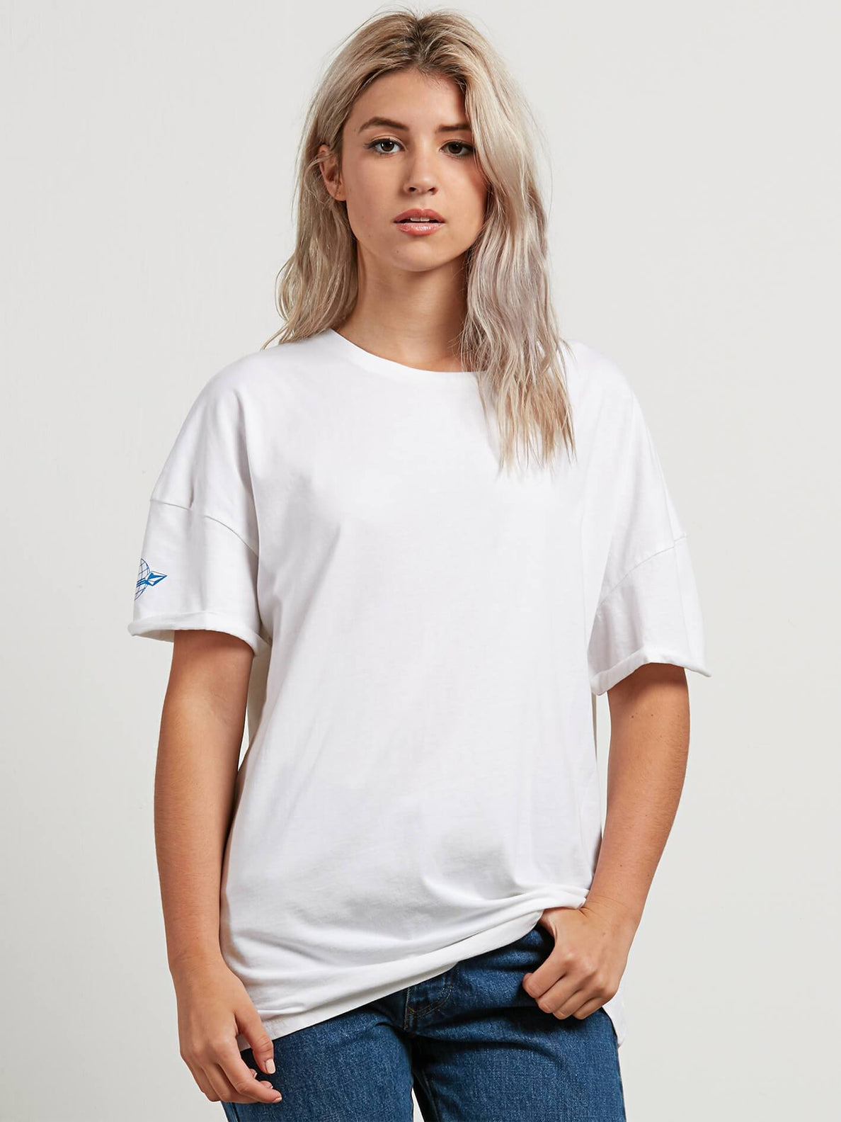 Stone Splif T-shirt - White