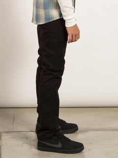 Pantalon Chino Frickin Slim - Black (Enfant)