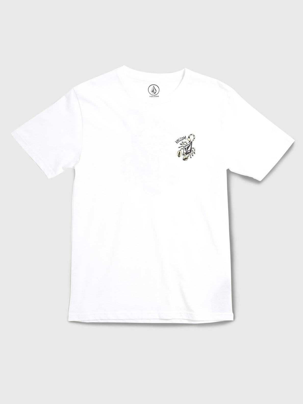 T-shirt Scorpion (Enfant) - White