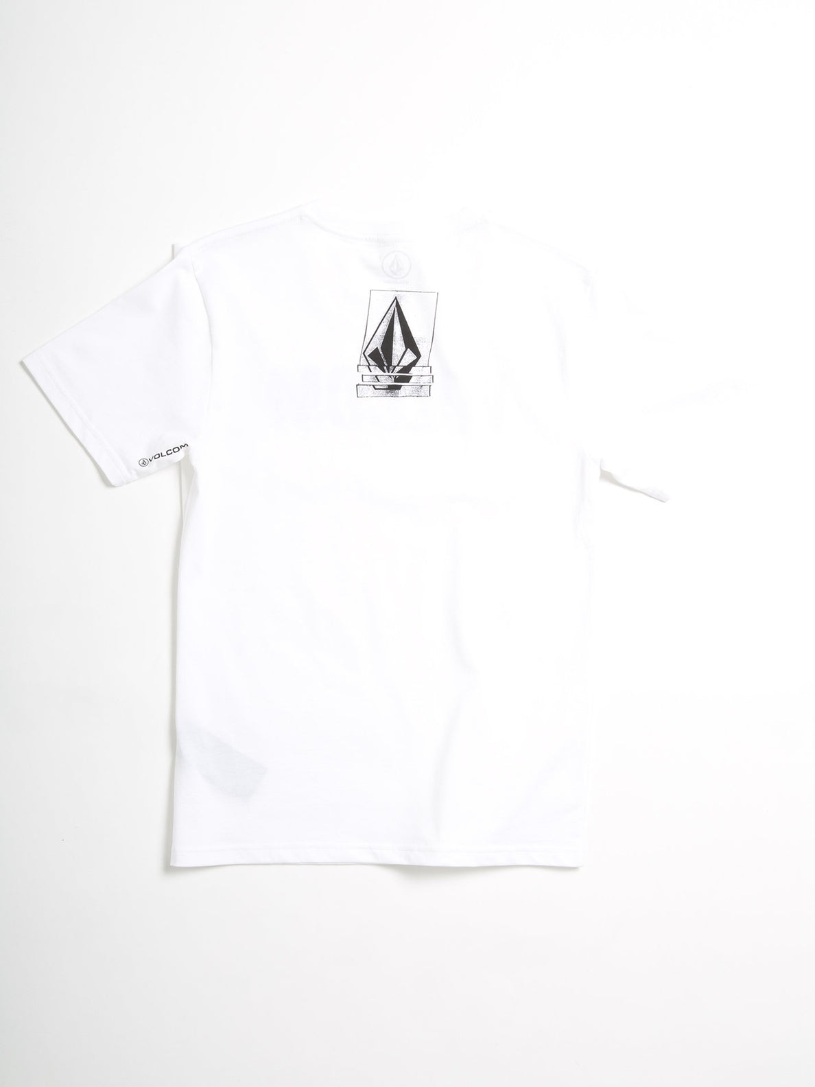 T-shirt Chopped Edge (Enfant) - White