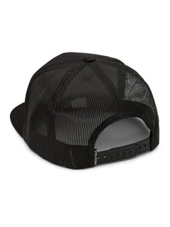 Casquette Full Frontal Cheese - Black