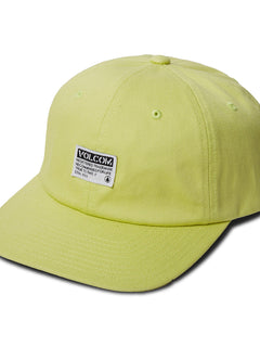Casquette Case Dad - Shadow Lime