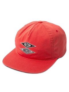 Casquette V.I. - Bright Red