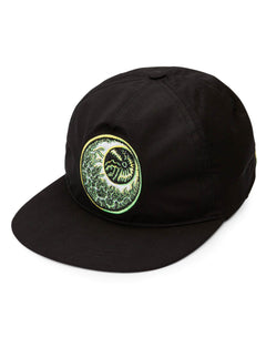 Casquette Tetsunori Eye  - Black
