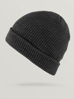 Full Stone Beanie - Charcoal Heather (D5831510_CHH) [B]