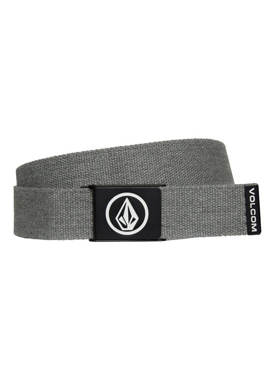 Ceinture Circle Web - Charcoal Heather