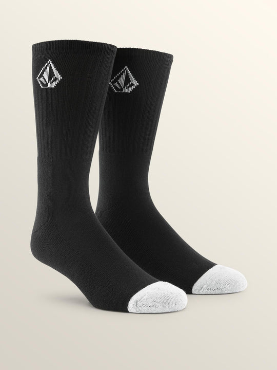 Chaussettes Full Stone  - Black