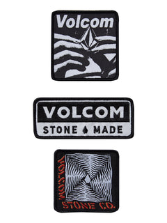 Ecussons Volcom - Assorted Colors