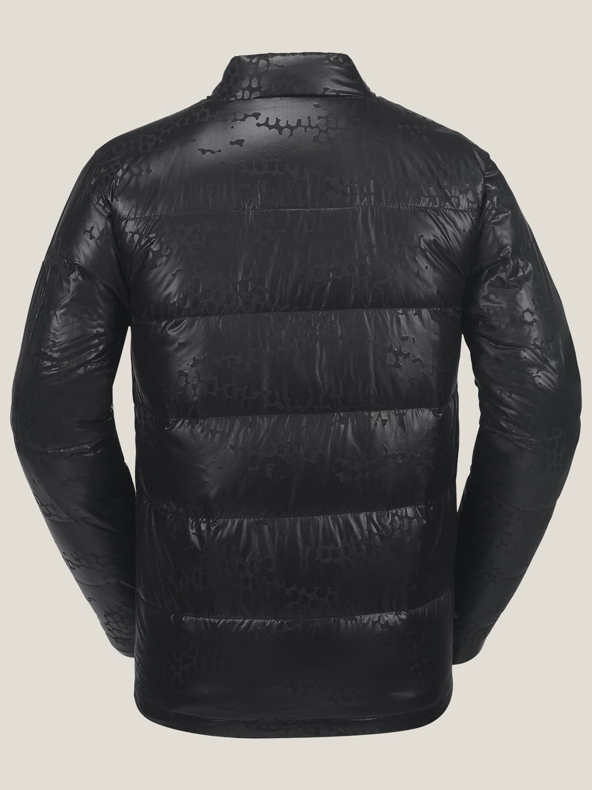 Veste Puff Puff Give - Black On Black