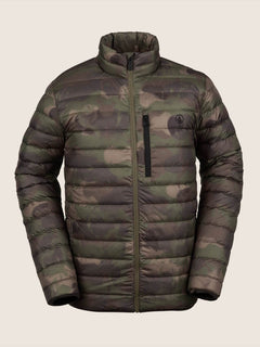 Veste de snow Puff Puff Give  - Camouflage
