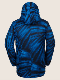 Veste de snow Fifty Fifty  - Blue Tie-Dye