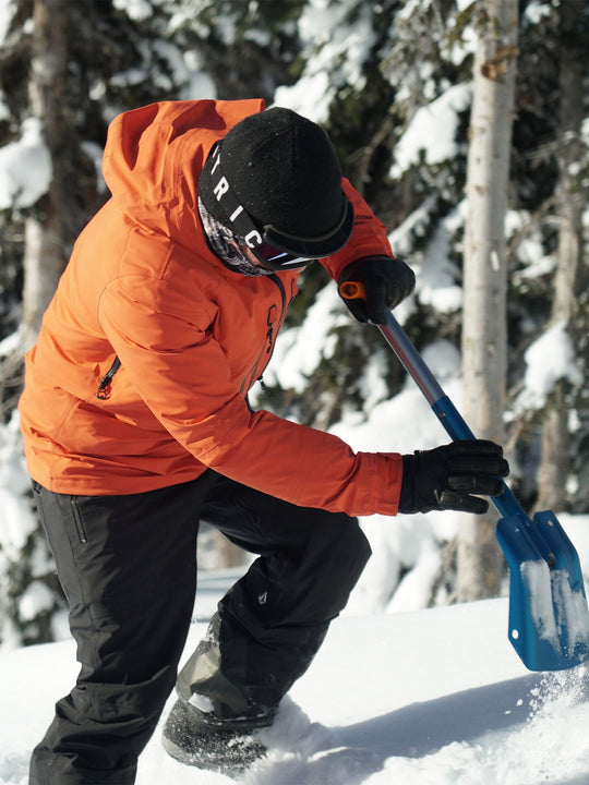 Veste De Snow Guide Gore-Tex - ORANGE