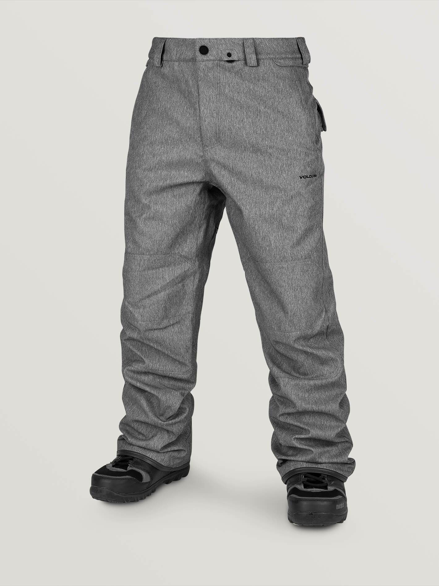 Pantalon De Snow Eastern Isolante - HEATHER GREY