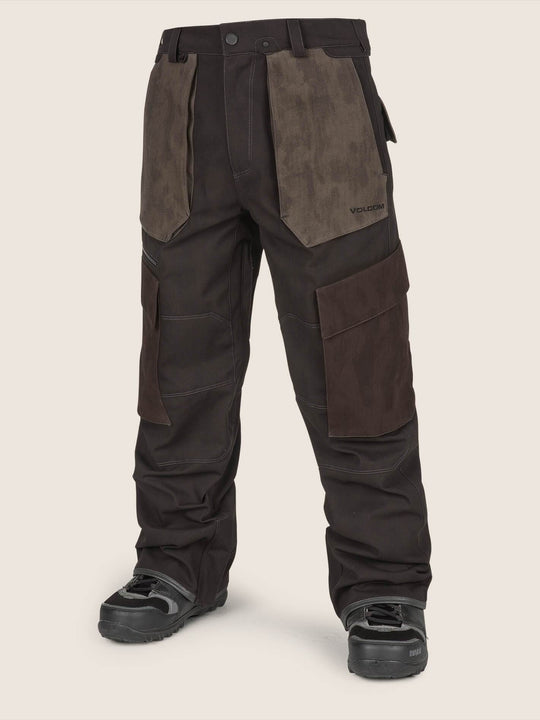 Pantalon de Snow Seventy Fives  - Black Combo
