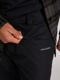 Pantalon De Snow Carbon - BLACK