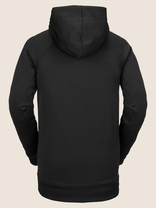 Sweat Hydro Riding Hoodie - Black