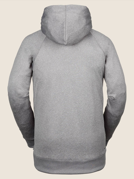 Sweat Hydro Riding Hoodie - Heather Grey